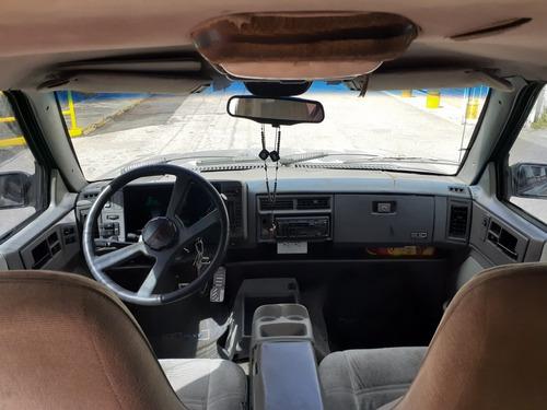 chevrolet blazer año 93 4x2 automática