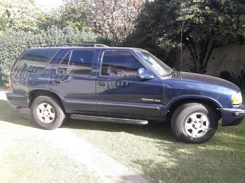chevrolet blazer diesel 1998