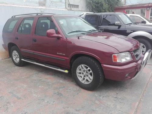 chevrolet blazer dlx 4x2 mpfi 1999 full