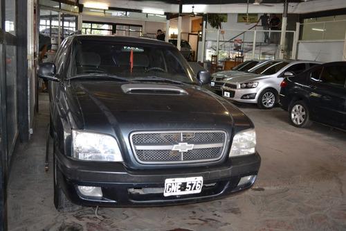 chevrolet blazer dlx t intercooler 2007 diesel 1.4