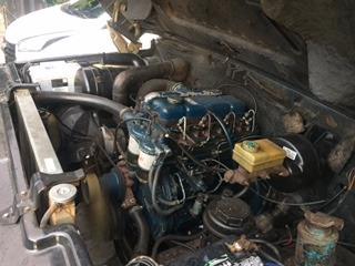 chevrolet bonanza diesel 1985 em otimo estado