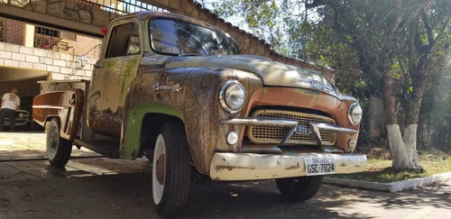 chevrolet brasil - 3100 - 1962