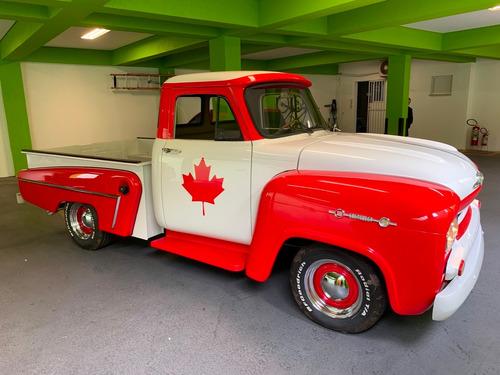 chevrolet brasil 3100 - chevy pickup customizada - 1964