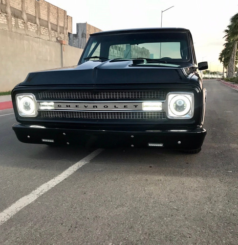 chevrolet c-10 1970 modificada