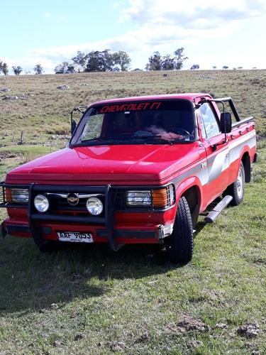 chevrolet c-10 4.1 pick-up silverado 4 vel diésel 1988
