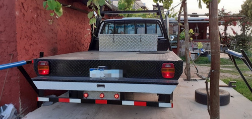 chevrolet c-10 4.1 pick-up silverado 4 vel diésel 1990