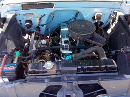 chevrolet c-10 año 1971 60.000km reales
