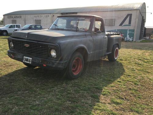 chevrolet c-10 año1969
