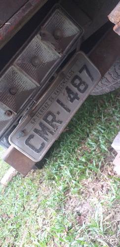 chevrolet c-10 c10 6 cilindro 5 mac