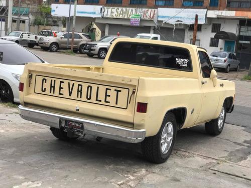 chevrolet c-10 pick-up dh // transferencia incluida!!