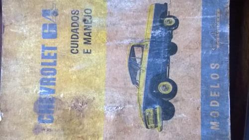 chevrolet c 10/14 1964 luxo