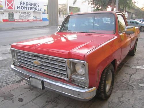 chevrolet c-20 1980