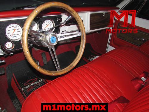 chevrolet c-20 cheyenne 1972 blanca $ 377,000