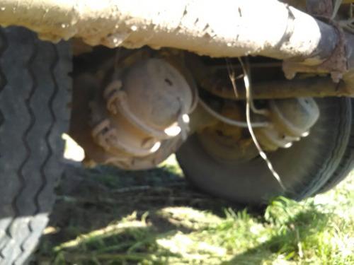 chevrolet c-60 perkins f2-no ford-no m benz volcador