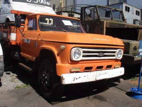 chevrolet c-60 todo original