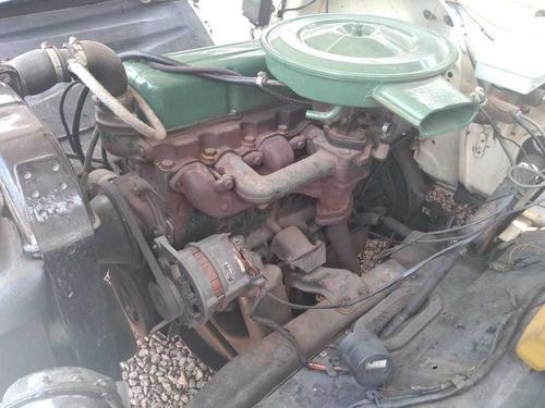 chevrolet c10, 1977, carroceria madeira! aceita troca