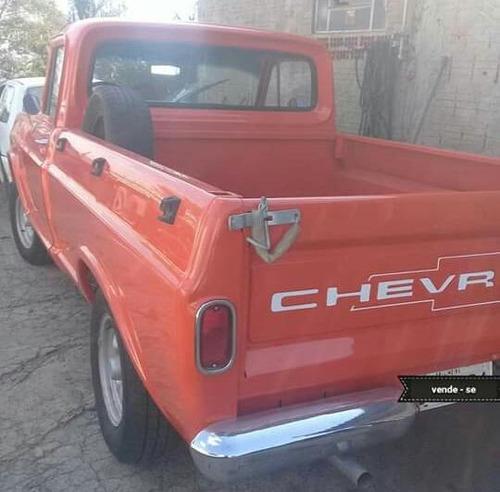 chevrolet  c10 - 1977 / vermelho marajó