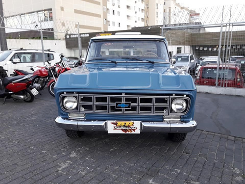 chevrolet c10 4.1 cs 8v gasolina 2p manual