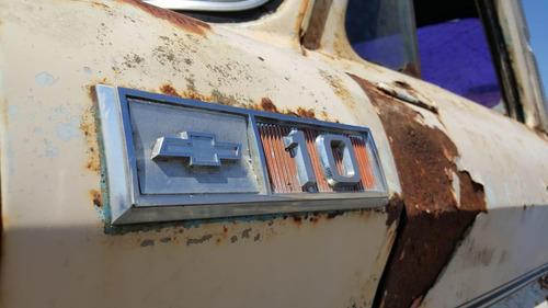 chevrolet c10 65 americana rara
