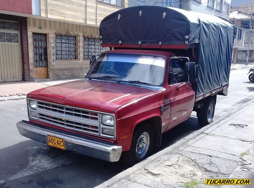 chevrolet c10 custon - estacas