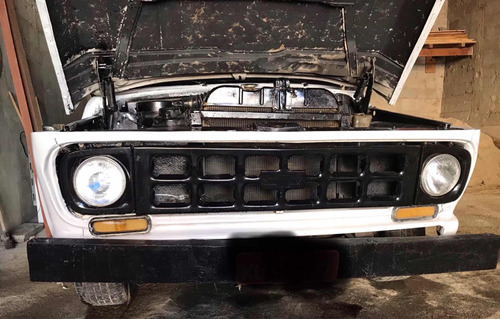 chevrolet c10 diesel