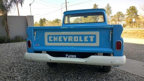 chevrolet c10 pick up clasica