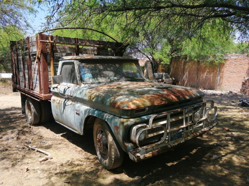 chevrolet c30 1966 dump truck doble rodado