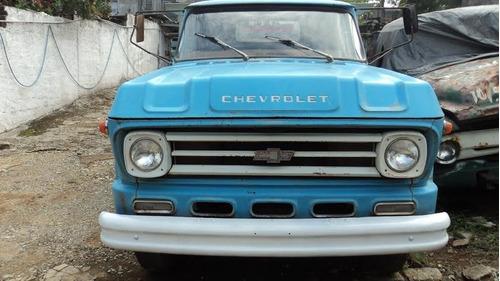 chevrolet c60   a60 choque d60   custom m veraneio bonanza
