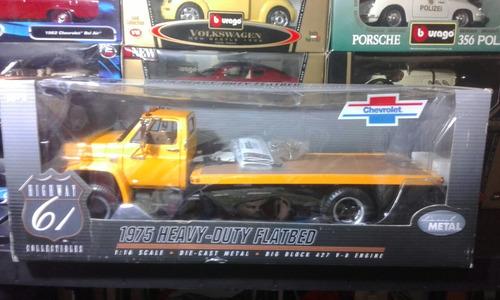 chevrolet c65 1975 marca higway 61   escala 1/16