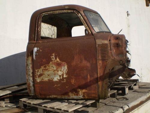 chevrolet cabina sapo año 1947