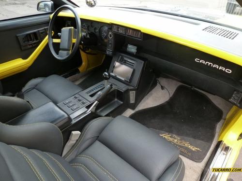 chevrolet camaro   1981