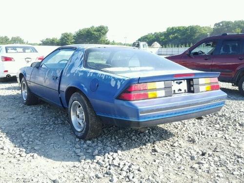 chevrolet camaro 1982-1992 bolsa de aire del copiloto