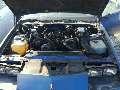 chevrolet camaro 1982-1992 caja de filtro de aire