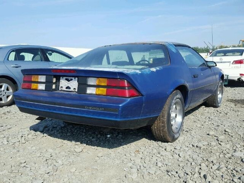 chevrolet camaro 1982-1992 tapa volante