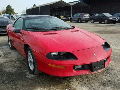 chevrolet camaro 1993-2002: puertas (solo laminas)