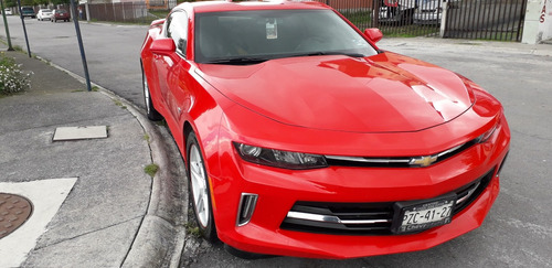 chevrolet camaro 2.0 lt t mt turbo