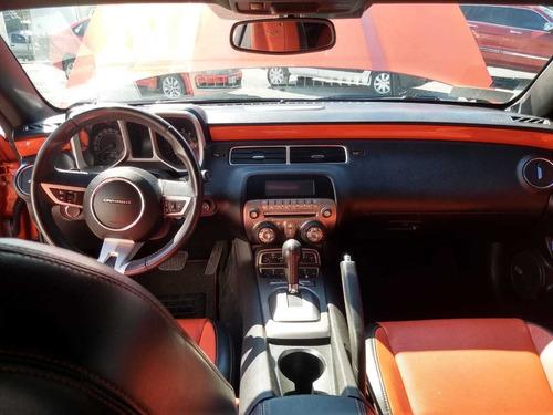 chevrolet camaro 2011 ss v8 automatico version camaleon nvo