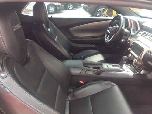 chevrolet camaro 2014 ss convertible v8 toldo electrico nvo