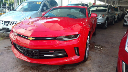 chevrolet camaro 2016 rs