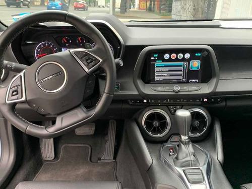 chevrolet camaro 2018 3.6 rs v6 at