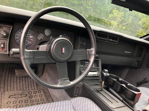 chevrolet camaro 2.8 clasico