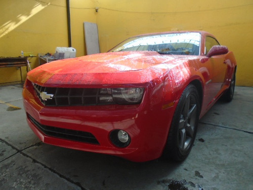 chevrolet camaro 3.6 coupe lt at