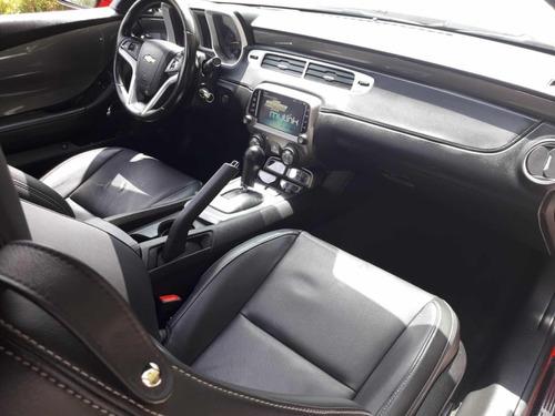 chevrolet camaro 3.6 coupe lt v6 at 2014