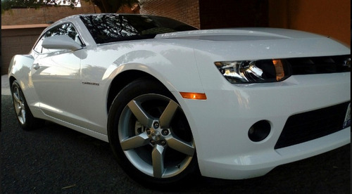 chevrolet camaro 3.6 coupe lt v6 at