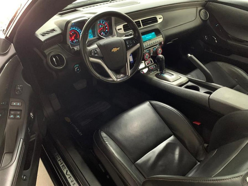 chevrolet camaro  6.2 2ss gasolina automático