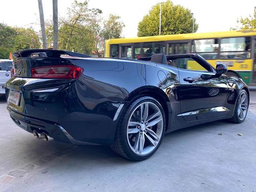 chevrolet camaro 6.2 convertible ss v8 2019