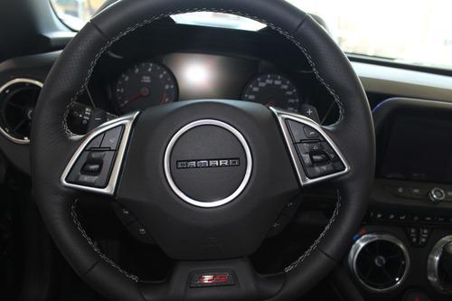 chevrolet camaro 6.2 convertible ss v8 #em