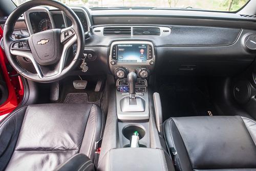 chevrolet camaro 6.2 coupe ss v8