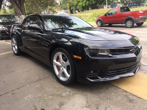 chevrolet camaro 6.2 coupe ss v8 at