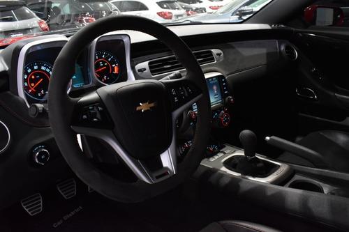 chevrolet camaro 6.2 coupe ss v8 - car cash